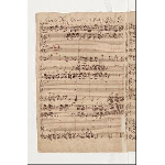 1. [Aria Duetto], fol. 1r, m. 1-8a