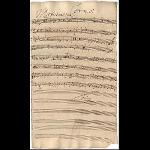 Corno (Schreiber: Chr. G. Meißner)