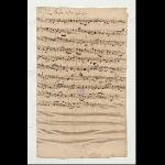 Basso continuo, Satz 5, T. 79-126 D.C. und Satz 6 [Vokalbass] (Schreiber: C. G. Meißner)
