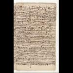 1. Choral, Bl. 3r, T. 151-Schluß
