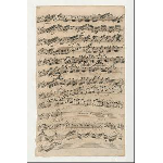 Violino I (Schreiber: Anon. Iq; Nachtrag ganz unten: C. G. Meißner)