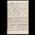 Mass in B minor (BWV 232/8: Qui tollis); scribe: J. Fr. Hering (revision: C. Ph. E. Bach)