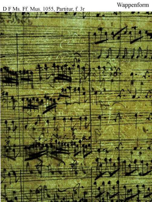 Bach digital: Wappenform 7