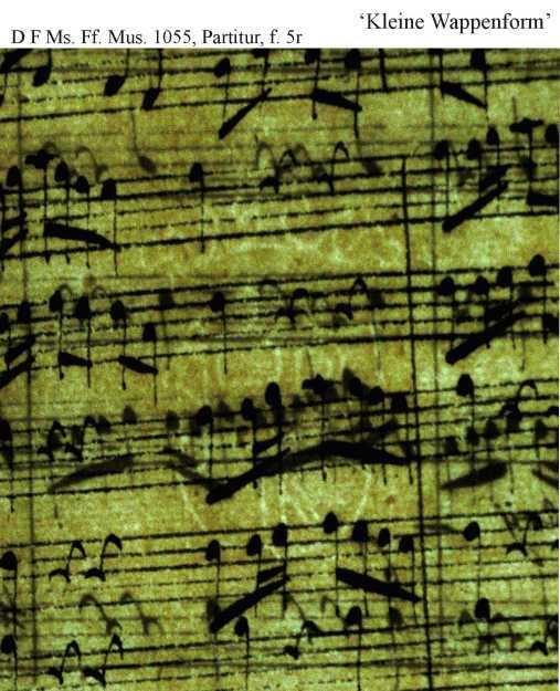 Bach digital: Wappenform 9