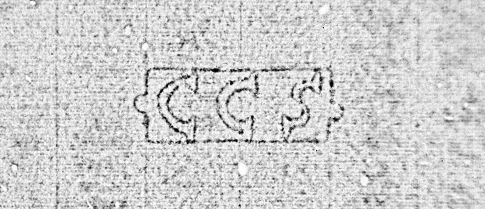Bach digital: Wappen von Eger / CCS (1)