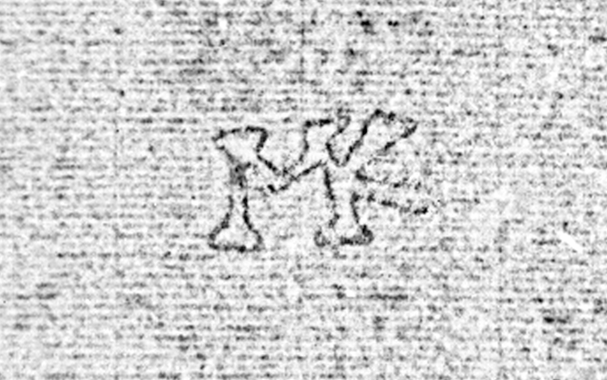 Bach digital: P in Schild / MK (1)