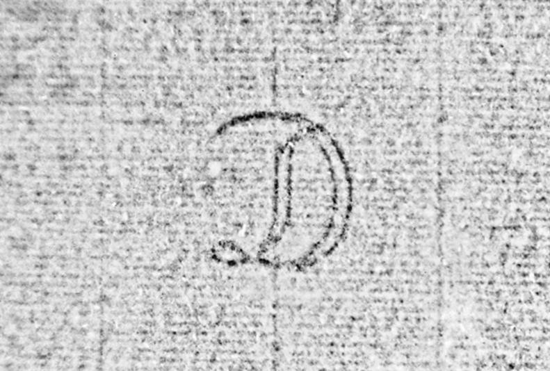 Bach digital: Buchstabe D (1)