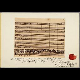 Ich habe meine Zuversicht BWV 188/1 (T. 249-254 und 261-266)