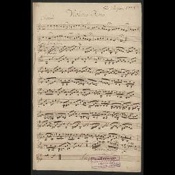 Violino I (Dublette)